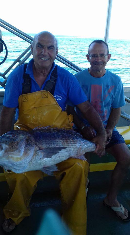 il pescato pescaturismo cooperativa san macario