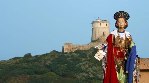 Sant'Efisio martire a nora Pula