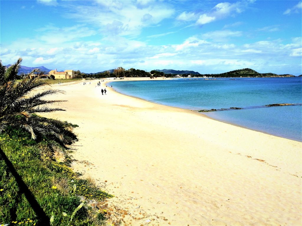 Spiagge di Nora-Pula e Santa Margherita In Sardegna