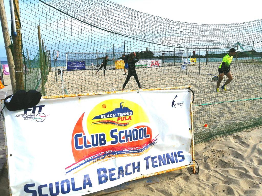 beach tennis pula Spiagge di Nora-Pula e Santa Margherita In Sardegna
