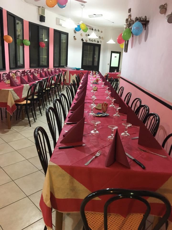 sala interna ristorante eleonora