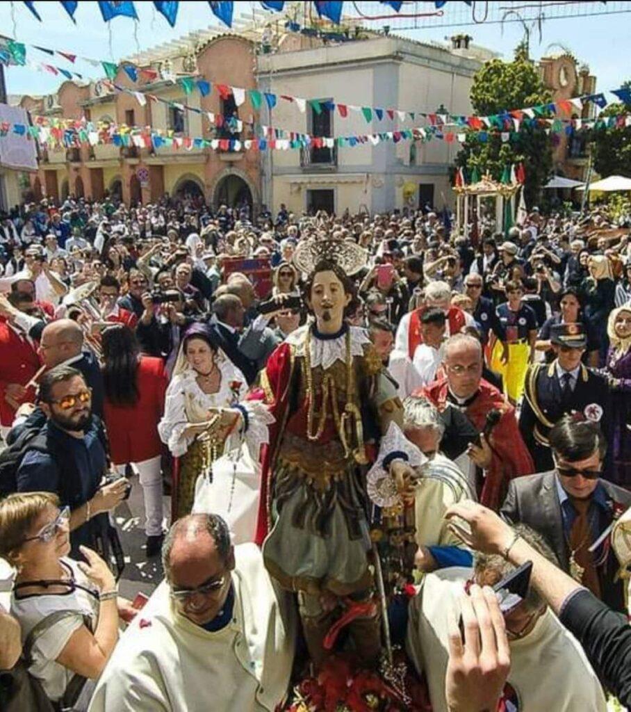 festa Sant'Efisio pula