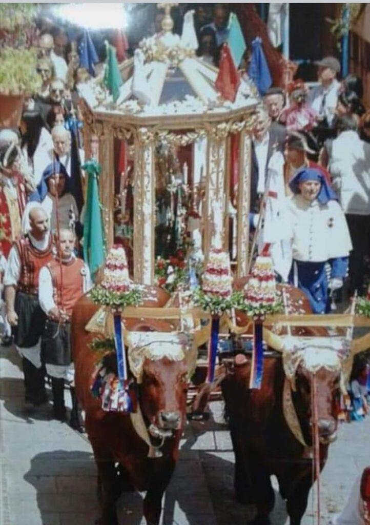 processione festa Sant'Efisio